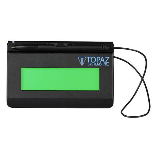 Topaz SignatureGem LCD 1x5, Serial, T-L462-B-R