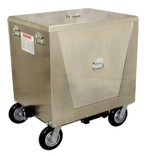 Reldom HC400 Hard Count Transport Cart