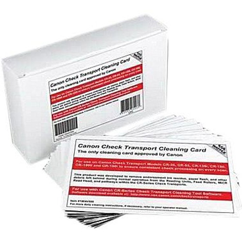 Canon Check Scanner Cleaning Cards, 3221V229