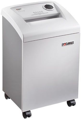 Dahle 40214 Small Office Deskside Shredder