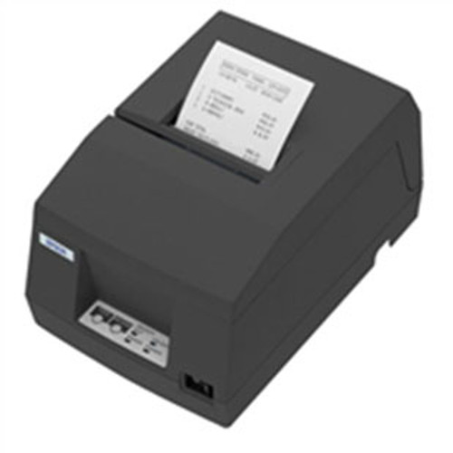 Epson TM-U325 Receipt-Validation Printer USB, C31C213A8681,  Color: Grey (Includes Power Supply) Epson discontinued, Call for availability