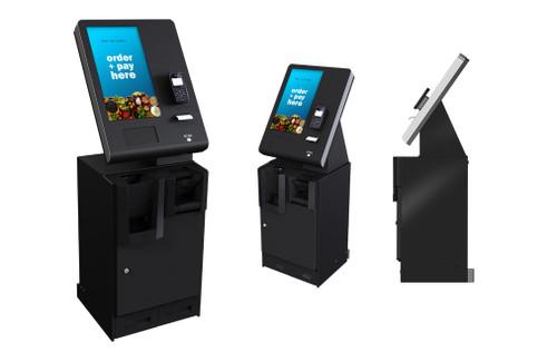 Tactus Self-Ordering Kiosk
