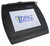 Topaz SigGem 5.7,  T-LBK57GC-BHSB-R  (Dual Serial/USB, Backlit)