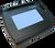 Topaz SigatureGem LCD 4x3, T-LBK755-BHSB-R, Dual Serial & USB Interface, TLBK755BHSBR