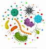 Analytics of the Microbiome Landscape - Front Cover