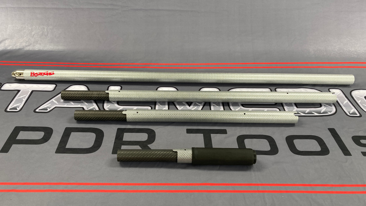 Bazooka Carbon Fiber Break Down Rod