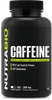 Caffeine Anhydrous (200mg) - 500 Vegetable Capsules