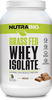 Grass-Fed Whey Protein Isolate - 2 Pounds (Chocolate)