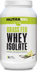 Grass-Fed Whey Protein Isolate - 2 Pounds (Vanilla)