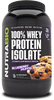 Whey Protein Isolate - 2 Pounds (Blueberry Muffin)