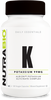 Potassium Complex 99mg - 120 Vegetable Capsules