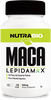 Maca 525mg (Lepidamax) 120 Vegetable Capsules