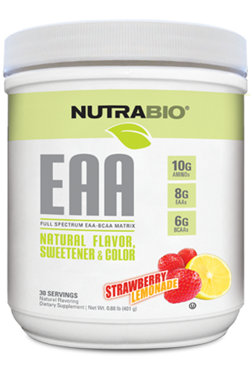 EAA Natural - 30 Servings (Strawberry Lemonade)
