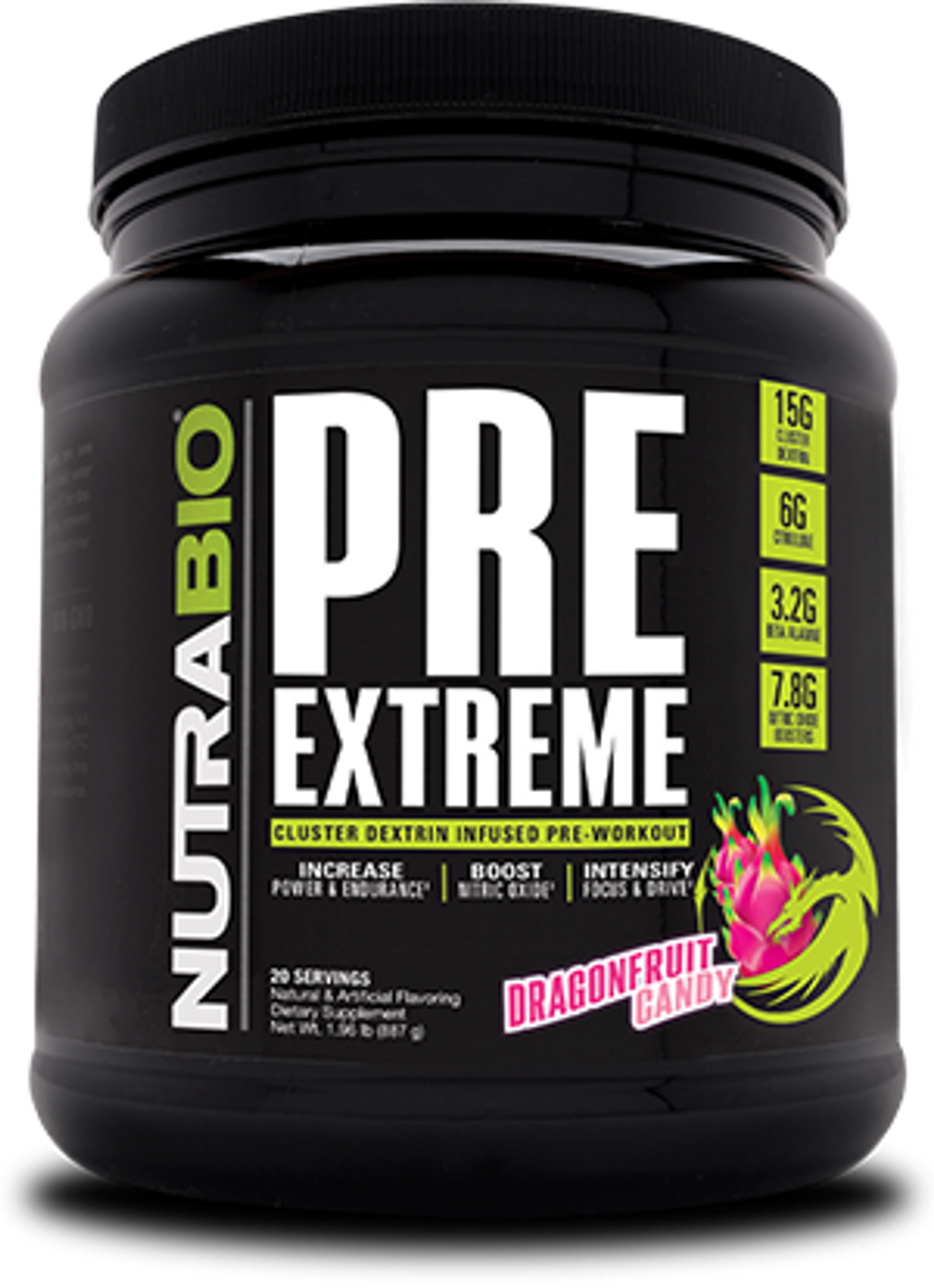PRE Extreme V5 - (Dragon Fruit Candy)