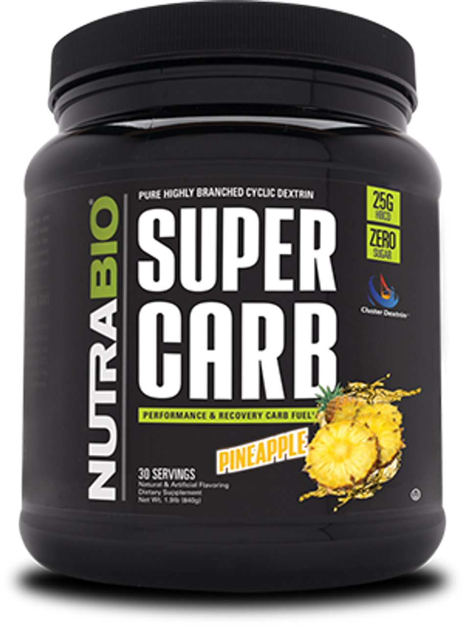 Super Carb - 30 Servings (Pineapple)
