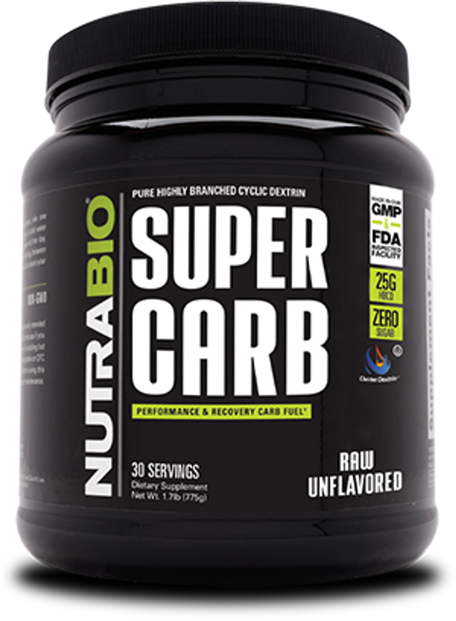Super Carb - 30 Servings (Unflavored)