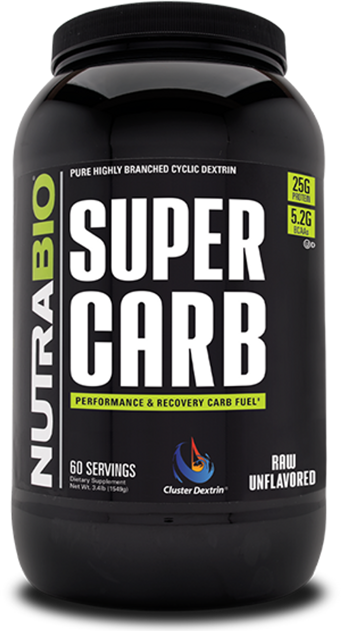 Super Carb - 60 Servings (Unflavored)