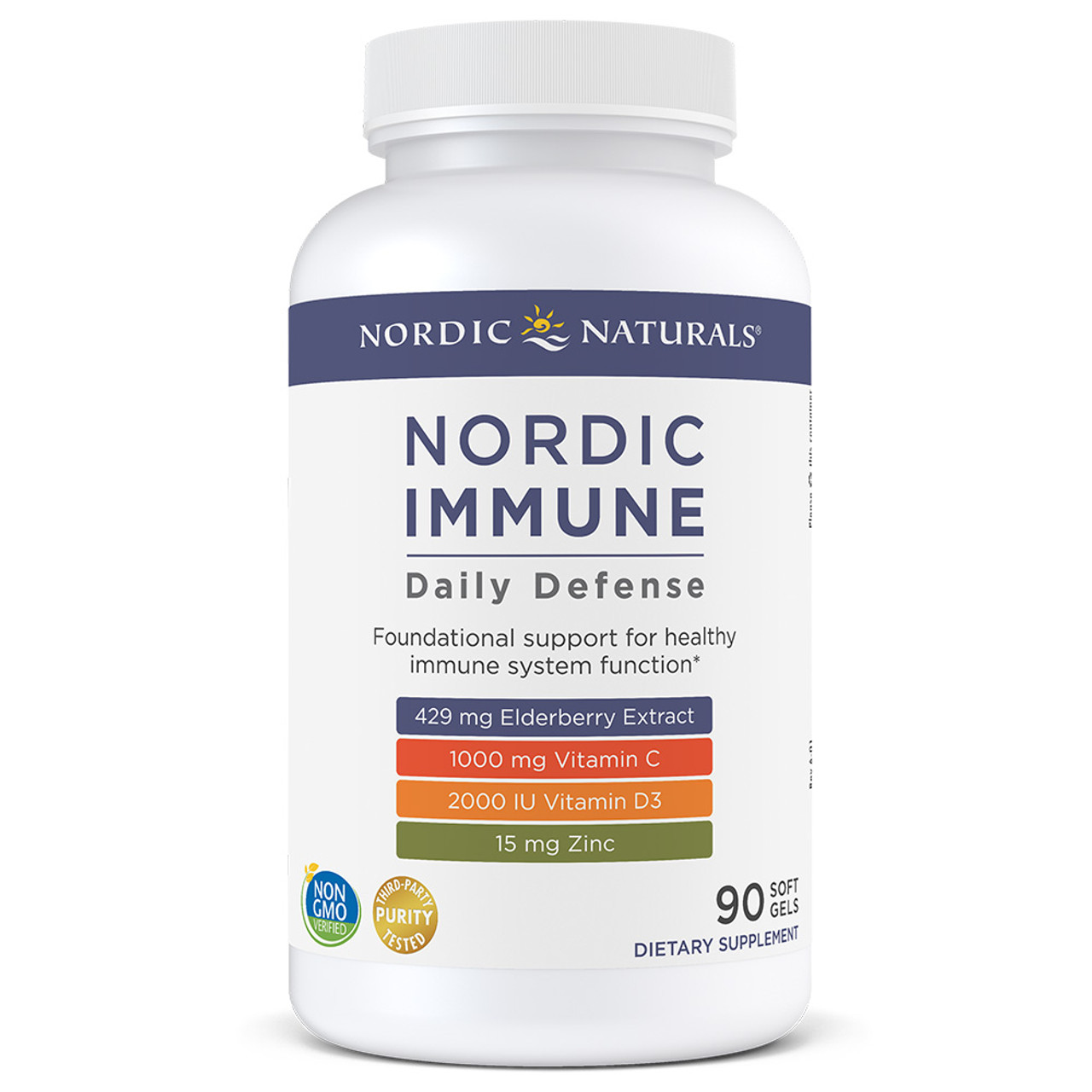 Nordic Immune Daily Defense - unflavored