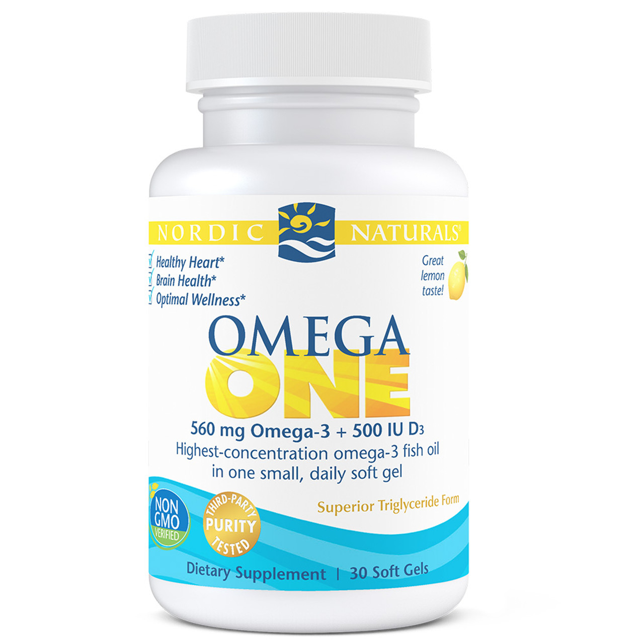 Omega One Lemon