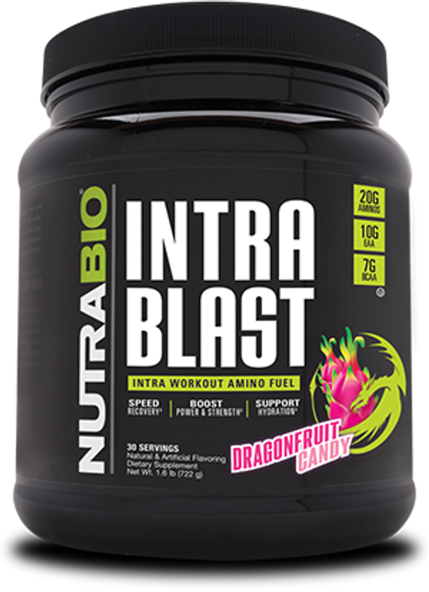 Intra Blast - 30 Servings (Dragon Fruit Candy)
