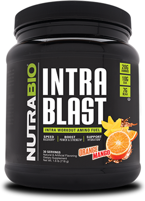 Intra Blast - 30 Servings (Orange Mango)