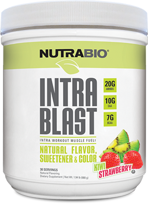 Intra Blast Natural - (Kiwi Strawberry)