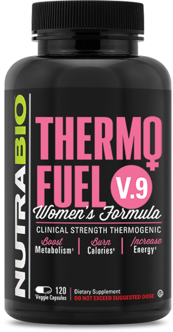 ThermoFuel V9 for Women - 120 Vegetable Capsules