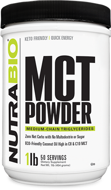 MCT Powder - 1 Pound