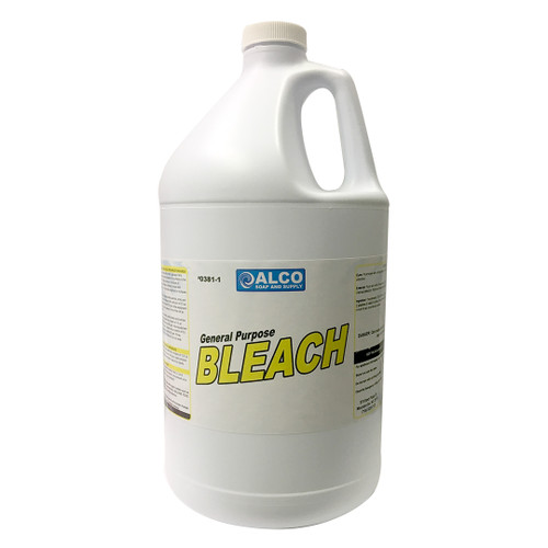 General Purpose Bleach: 6-1 Gallons