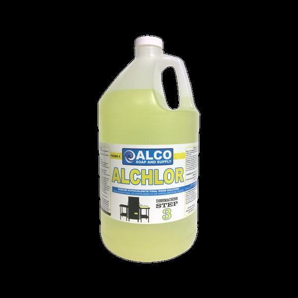 Alchlor: 4-1 Gallons
