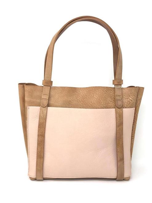 Large Shoulder  bag - two staps