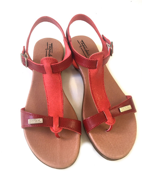 Classic Thong Sandals - Red