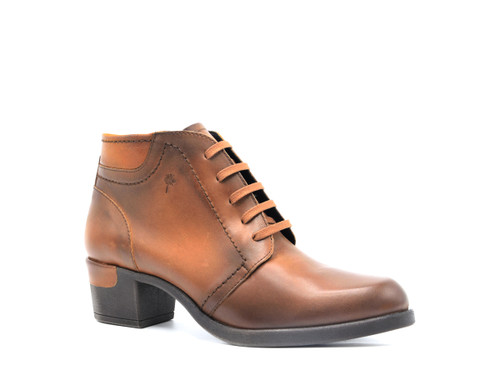 Calpe Leather Boots - Tan