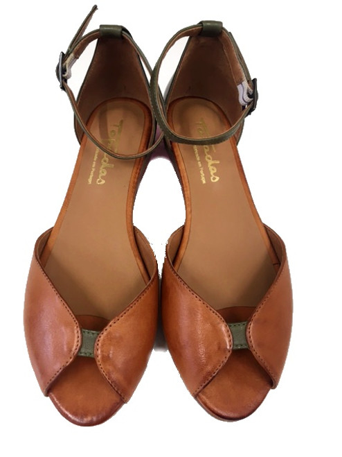 Alice  Khaky Sandals