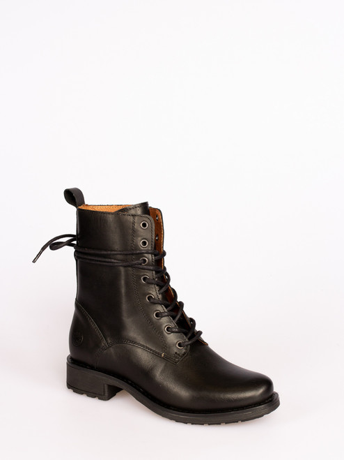 Military Style black  boots
