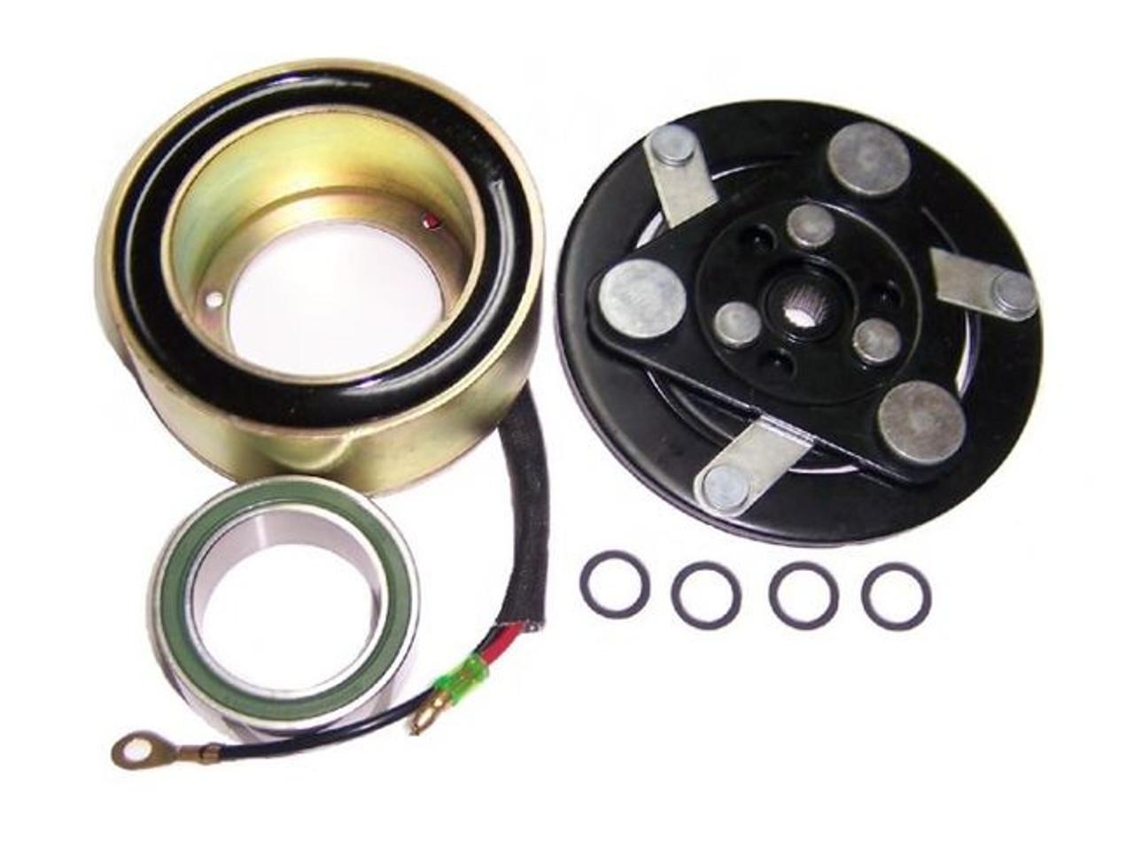 1 year Warranty R97552 AC Compressor Fits 2003 2004 Saab 9-3