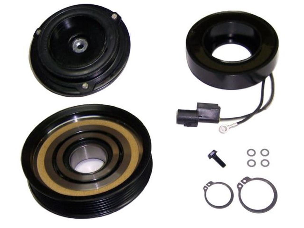 AC Compressor CLUTCH Assembly Fits; Hyundai Santa Fe 2007 2008 2009 A//C