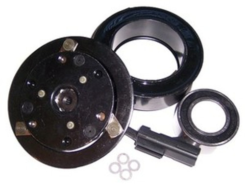 Repair KIT AC Clutch A/C Compressor parts for Diy repair Dodge Ram 2500 Diesel  Air conditioning system.