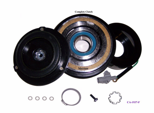 Auto Air Cooler AC Compressor Clutch repacement part. Fits 4.7 liter.   OEM made in usa by | MAXSAM | AC clutch manufacturer