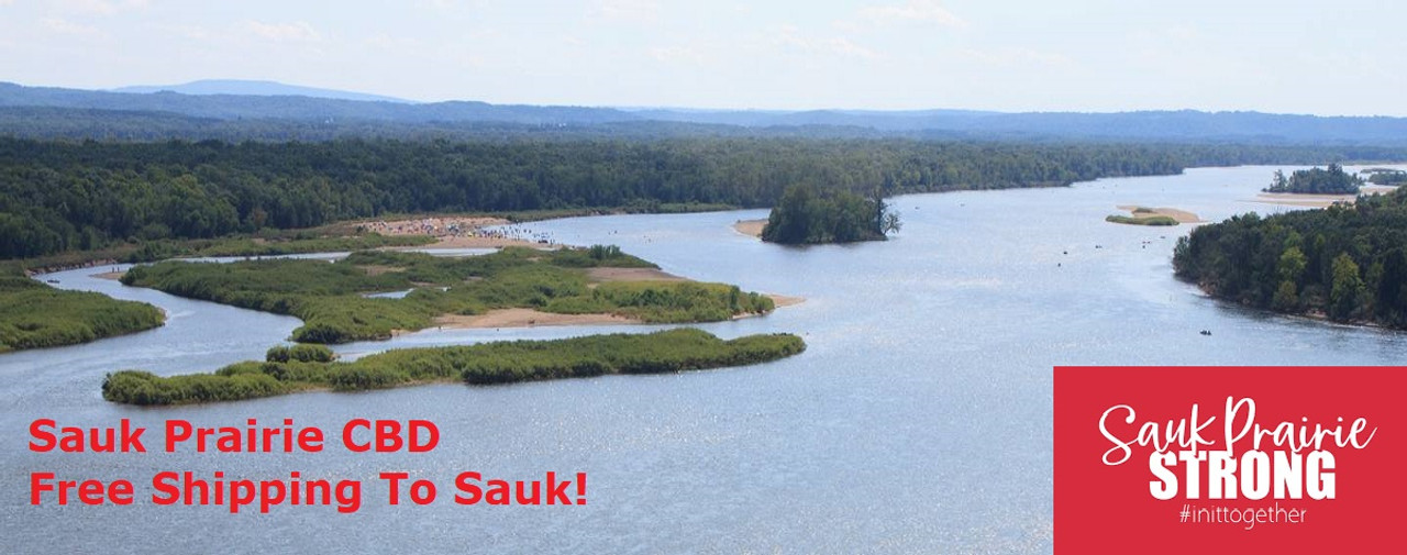 Buy CBD Sauk City