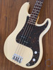 Fender Precision Bass, '70, Vintage White, 1999, USA Pickup + Wiring