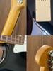Fender Stratocaster, '62, Black (Tuxedo), 1989, Factory USA Pickups