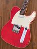 Fender Telecaster, '62 Custom Bound, Candy Apple, 1997, USA Texas Pickups