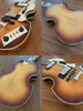 Greco Violin Bass, Sunburst, 1975, Paul McCartney style, OHSC