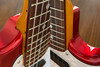 Fender Mustang, '69, Matching Headstock, Candy Apple Red, 2011