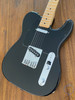 Fender Telecaster, Black on Black, Excellent Condition, 2012