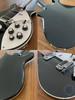 Rickenbacker 620, Jetglo, USA, 2000, Near MINT Condition, OHSC