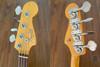 Fender Precision Bass, '62, 3 Tone Sunburst, 2002, USA Vintage Pickups