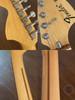 Fender Stratocaster, '72, Vintage White, 2004, USA Pickups, Bird Eye Neck