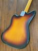 Fender Jazzmaster, '66, Sunburst, 1993, Red Tort Guard